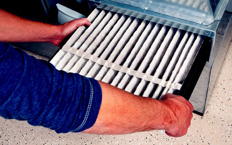 A Dirty Air filters leads many problems