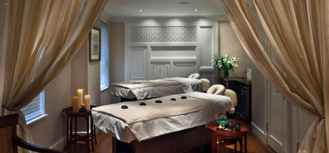 Spa to rejuvenate your body and mind