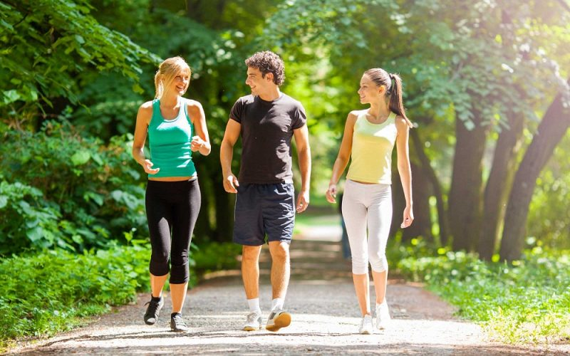 Enhancing your Walking Pace in Easy Steps