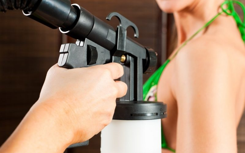 A Beginners Guide to Spray Tanning